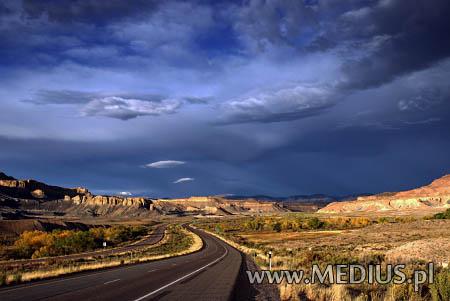 Utah - bezdroża USA
